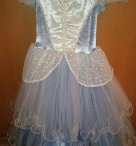 Праздничное платье Золушка Disney