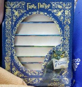 7 книг гарри поттера