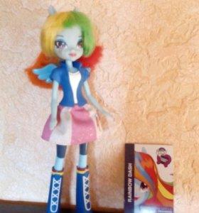 Кукла Радуга Деш