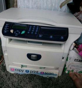 Принтер Phaser 3100 mfp