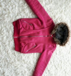 Куртка -толстовка