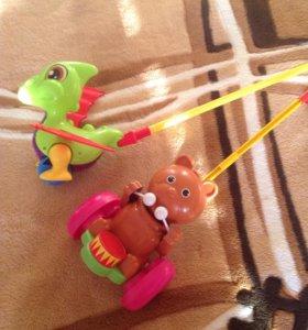 Каталки для малышей