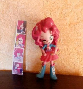 Мини кукла Пинки Пай