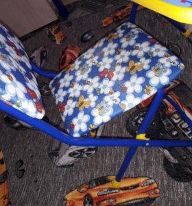Стол и стул развивающие