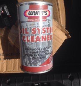 Промывка масляной системы двигателя Wynn's