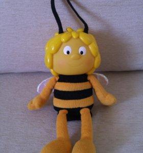 Детский игрушка-ночник,музыкальный,Пчелка Майя