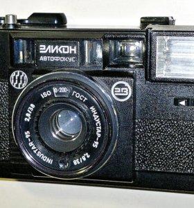 фотокамера Эликон-автофокус, СССР