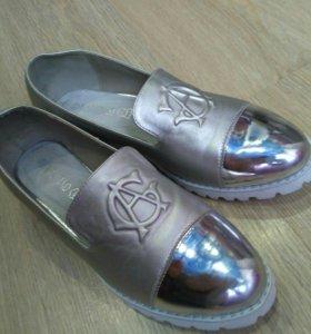 Слипоны - ботинки