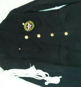 Пиджак кадетский