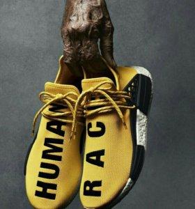 Adidas Nmd x Pharrell Williams Yellow