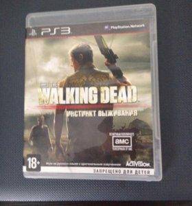 Walking dead на PS3