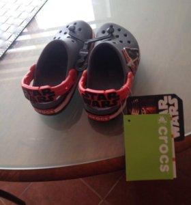 НОВЫЕ Тапки Crocs