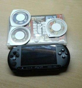 PSP игровая консоль