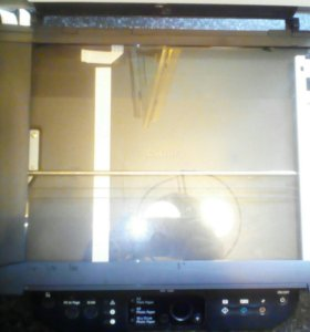 Сканер-копир с панелью от мфу canon pixma.