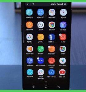 Samsung galaxy S8 по практичной цене полная копия