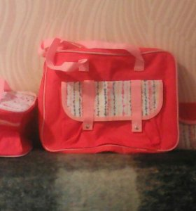 Комплект сумка