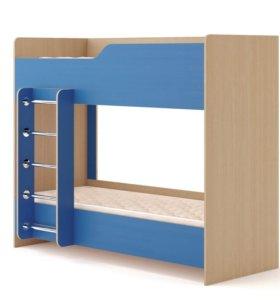 Кровать двухъярусная N2 кр 12
