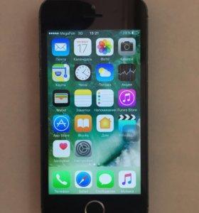 iPhone 5 чёрный