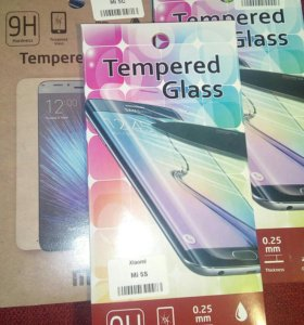 Защитное стекло Xiaomi mi5, mi5s, mi5c, mi6 и т.д.