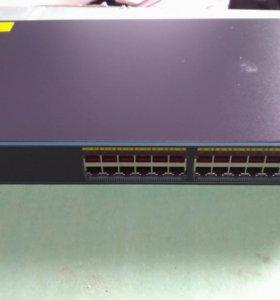 Коммутатор Cisco Catalyst 2960 24 ttl