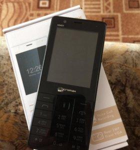 Продам сотовый телефон Micromax X2401
