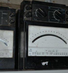 Вольтамперметр: М2018; М2015; М2038; М2004