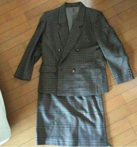 Burberry костюм винтаж оригинал б /у