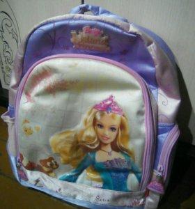 Школьный рюкзак для девочки б/у