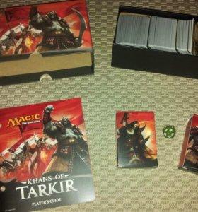 MTG Magic The Gathering Khans Of Tarkir Fat Pack