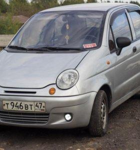 Daewoo Matiz 0.8 MT 2010