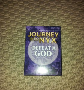 Magic The Gathering Journey Into Nyx Defeat a God
