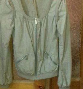 Женская куртка-ветровка46-48размер