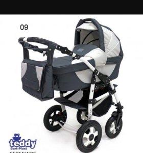 Коляска детская Teddy 2 в 1