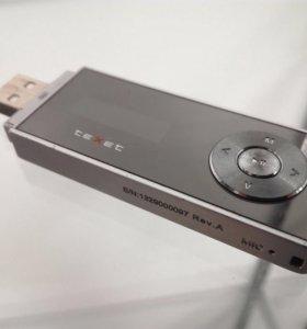 MP3 ПЛЕЕР TEXET T-160 8 GB