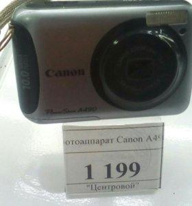 Фотоаппарат canon a490