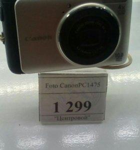 фотоаппарат canon pc1475