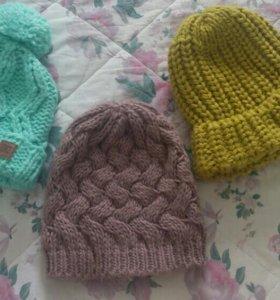Модные фирменные шапки
