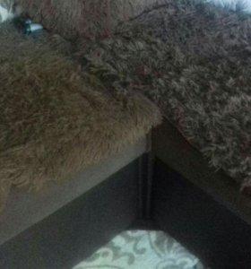 Накидка на угловой диван и на кресло
