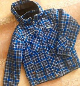 Куртка горнолыжная, 148-152, BRUGI