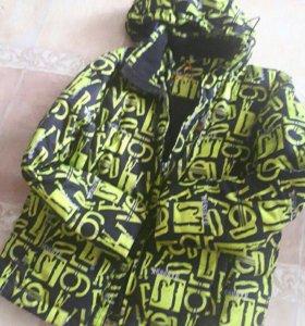 Куртка горнолыжная, 164 фирма  Outventure