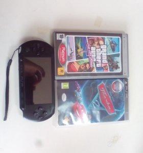 PSP диски