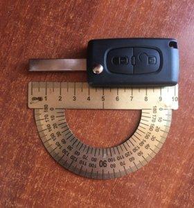 Ключ выкидной (новый. Под заточку)