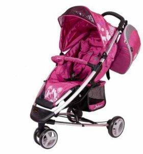 Прогулочная коляска Baby Care Rome