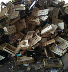 Деревянные ящики бесплатно