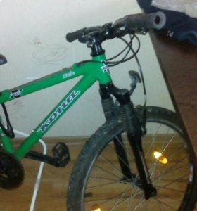 Велосипед:kona