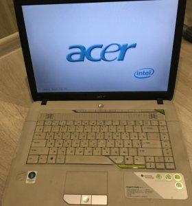 Acer Aspire 4720Z для начинающих