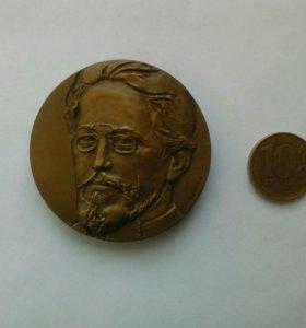 Сувенирная медаль А.П.Чехов