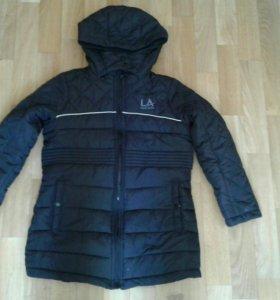 Куртка-пальто еврозима новая