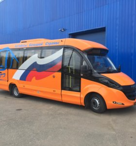 Автобус foxbus, iveco, неман, паз, феникс