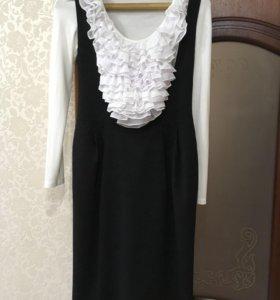 Сарафан + блузка
